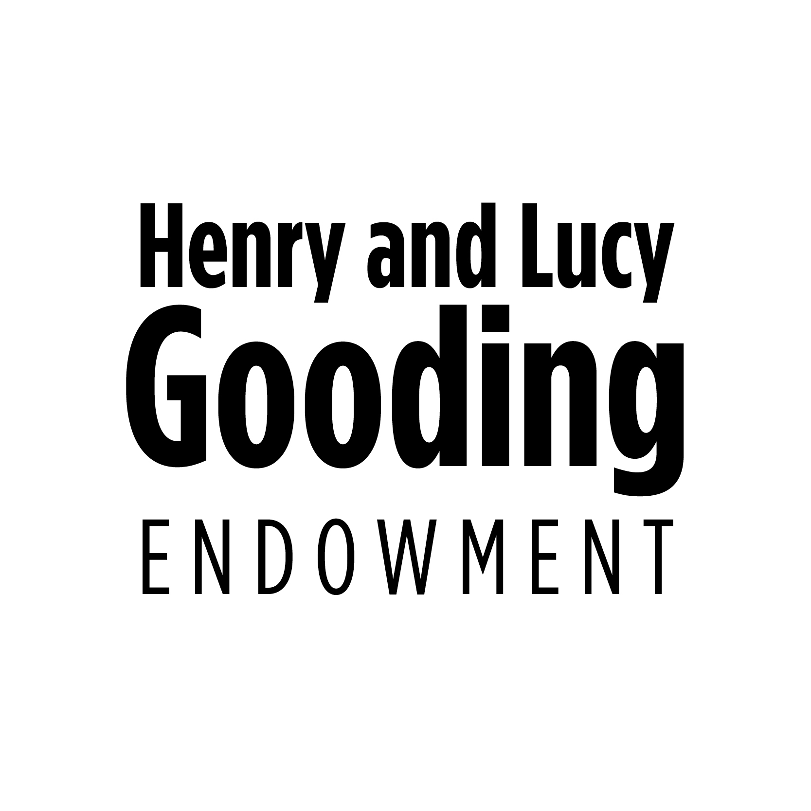 Henry and Lucy Gooding